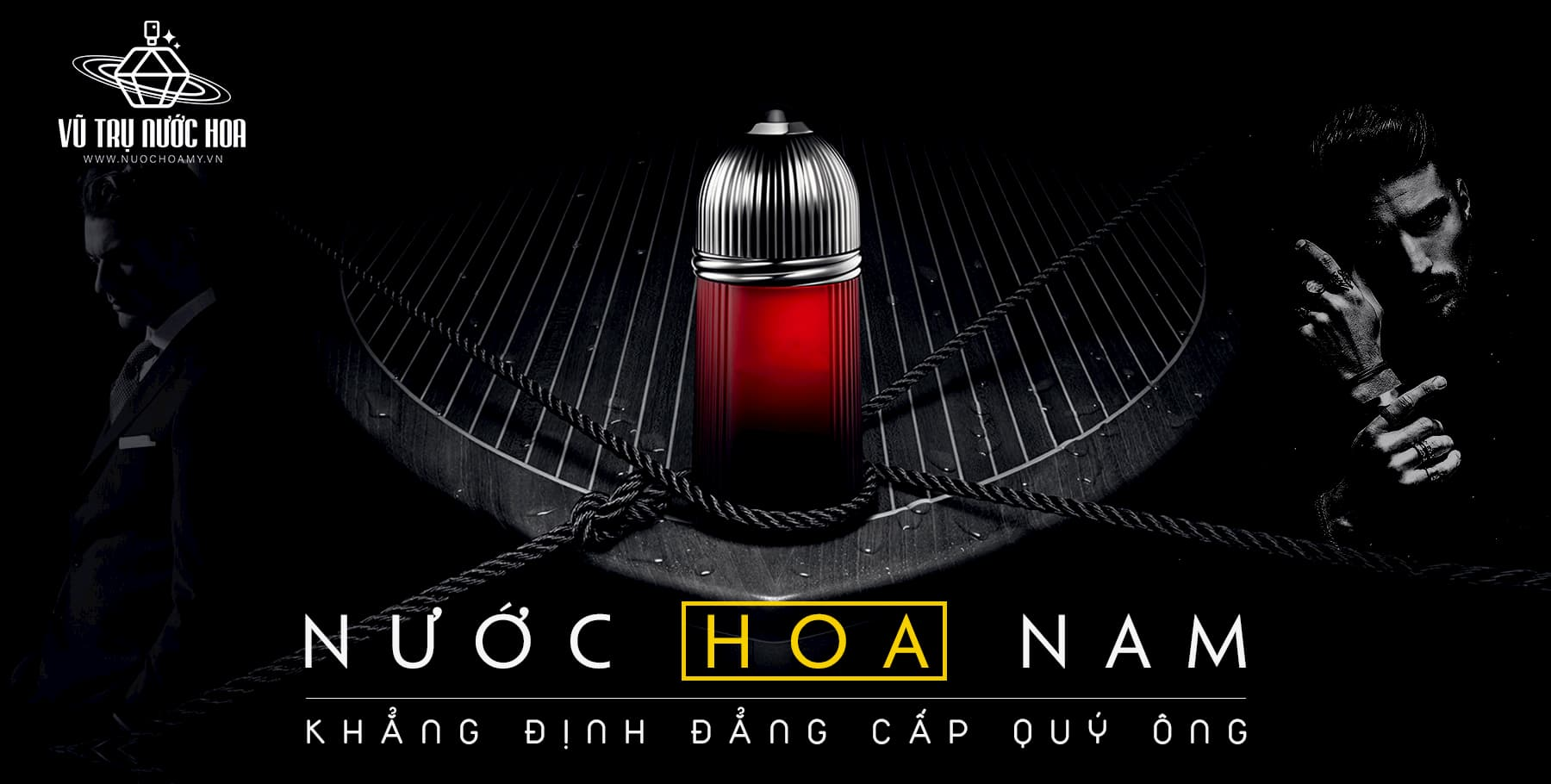 Nước hoa CAROLINA HERRERA 212 EDT 100ml