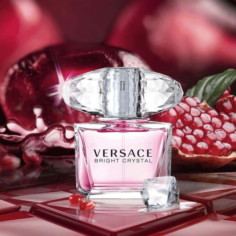 So sánh mùi hương: Versace Bright Crystal and Versace Bright Crystal Absolu