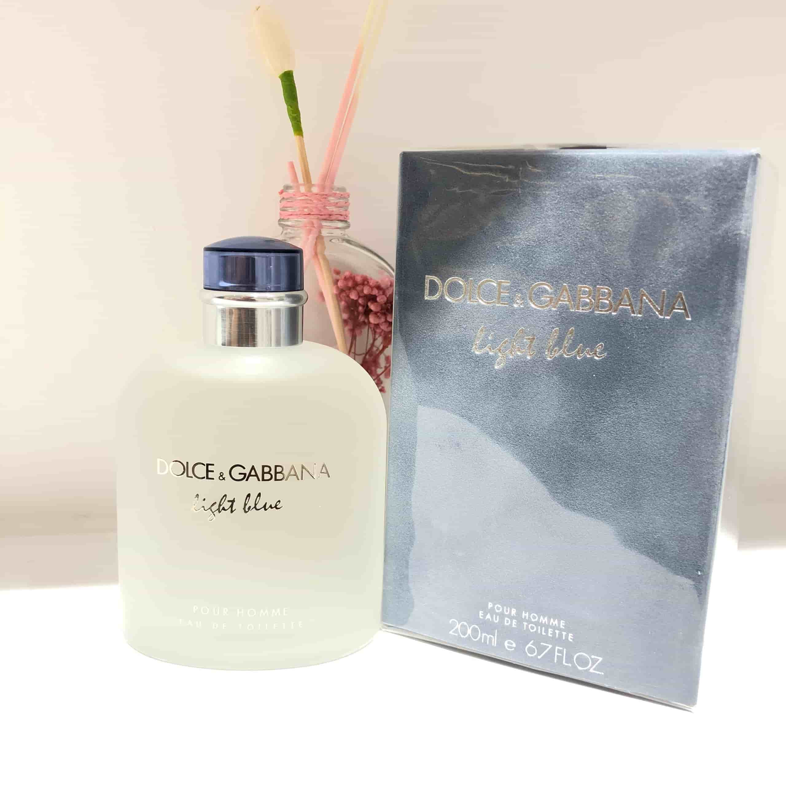 Nước Hoa Dolce & Gabbana Light Blue Pour Homme 200ml