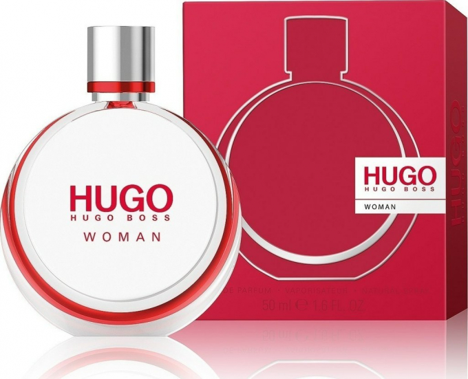 Nước Hoa HUGO WOMAN EDP TESTER 50ML