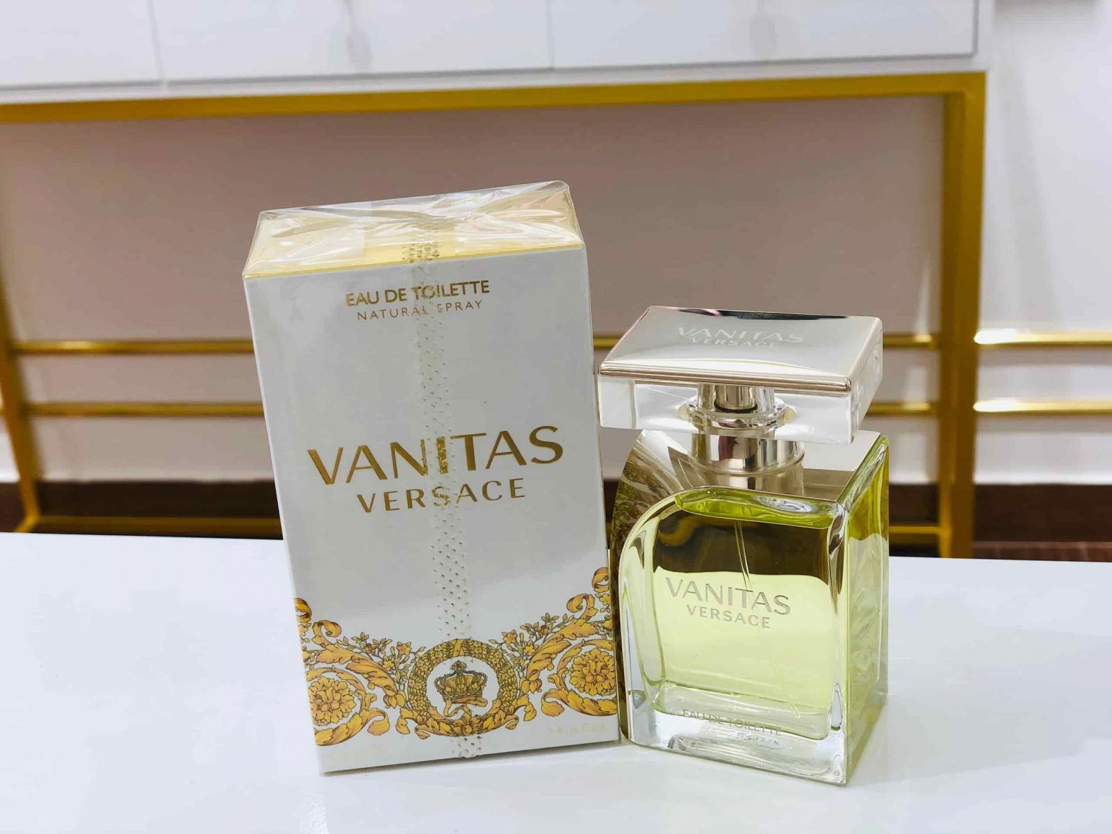 Nước Hoa Versace Vanitas EDT 100ML