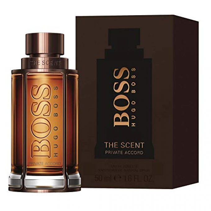 Nước Hoa BOSS THE SCENT PRIVATE ACCORD EDT 50ML