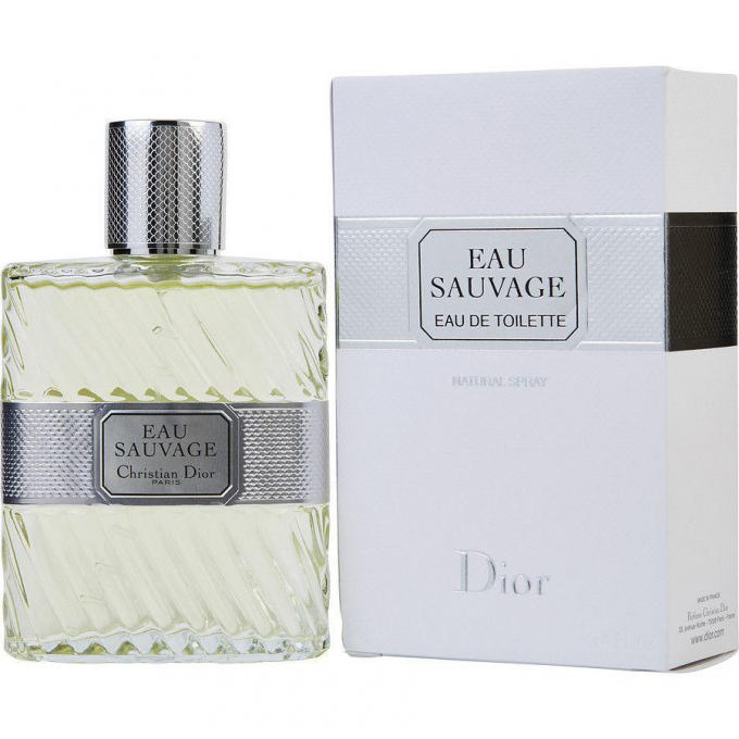 Nước Hoa DIOR EAU SAUVAGE FOR MEN EDT 100ml
