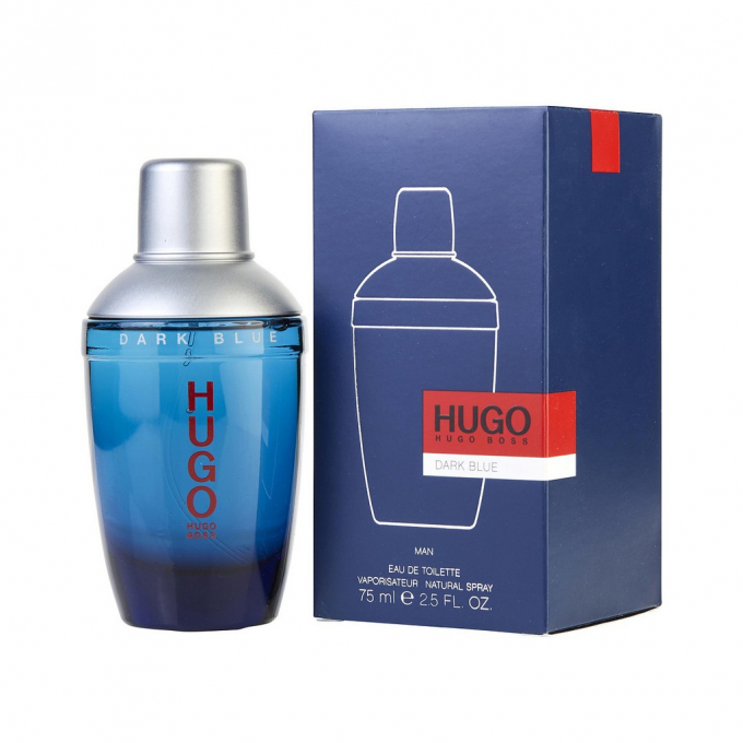 Nước Hoa HUGO DARK BLUE EDT TESTER 75ML