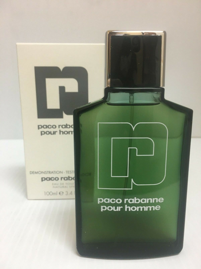 Nước Hoa PACO BY PACO EDT TESTER 100ml