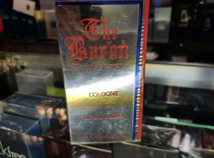 Nước Hoa THE BARON EDC TESTER 130ML