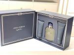 Gift set Dolce & Gabbana Light Blue 125ml Sp 3PC Men