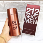 Nước hoa CAROLINA HERRERA 212 SEXY MEN EDT Tester 100ml