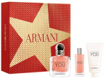 SET Nước Hoa ARMANI IN LOVE WITH YOU EDP 100ml +1 Dưỡng Ẩm 50ml + 1 Chai Nước Hoa MINI 15ml