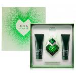 SET Nước Hoa AURA MUGLER EDP 30ml+ 1 Body Lotion 50ml + 1 sữa tắm 50ml