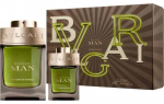 Set nước hoa BVLGARI MAN WOOD ESSENCE EDP 100ML + 15ML