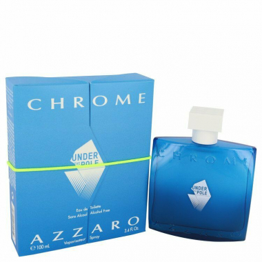 Nước Hoa AZZARO CHROME UNDER THE POLE EDT ALCOHOL FREE 100ML