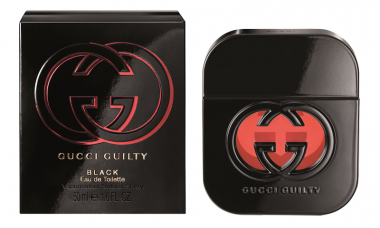 Nước hoa GUCCI GUILTY BLACK EDT 74ml