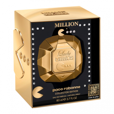 Nước hoa PACO RABANNE ONE MILLION PAC MAN COLLECTOR EDITION EDP 80ml