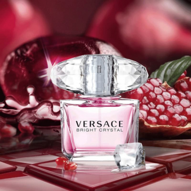 So sánh mùi hương: Versace Bright Crystal and Versace Bright Crystal Absolu
